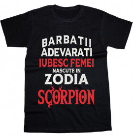 Barbatii adevarati iubesc femei [Scorpion]