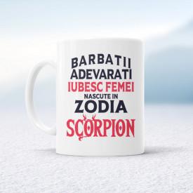 Iubesc femei în zodia scorpion