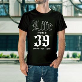 Life begins at 39 - B