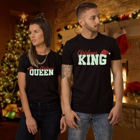 Set KING & QUEEN [CHRISTMAS EDITION]