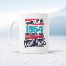 Trec peste Coronavirus [1964] B