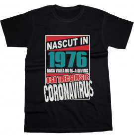Trec peste Coronavirus [1976] B