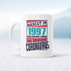 Trec peste coronavirus - 1997 - B
