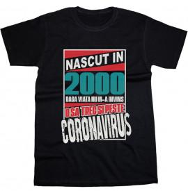 Trec peste Coronavirus [2000] B