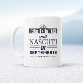 Baietii cu talent sunt nascuti in septembrie