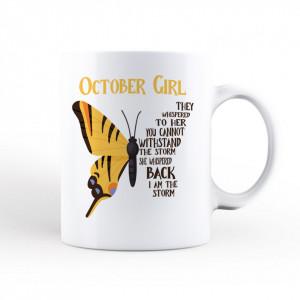 Cana October Girl [Scorpion/Balanță]