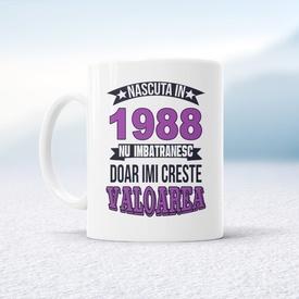 Imi creste valoarea [F] [1988]