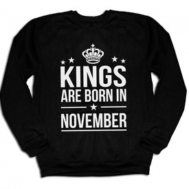 KINGS ARE BORN [BLUZA]