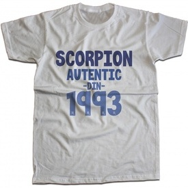 Scorpion autentic din [1993]