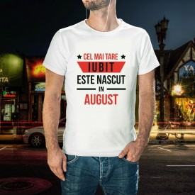 Iubit tare [August]
