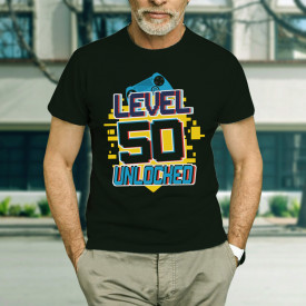 Level Unlocked - 50 B