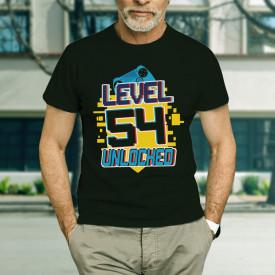 Level Unlocked - 54 B