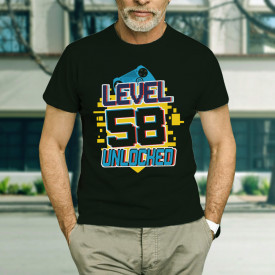 Level Unlocked - 58 B