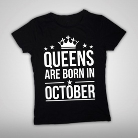 Queens are born in...