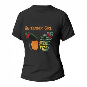 September Girl [Fecioară/Balanță]