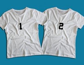 """Set tricouri """"Surioare"""""""