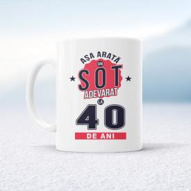 Soț adevărat - 40