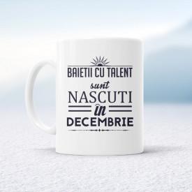 Baietii cu talent sunt nascuti in decembrie