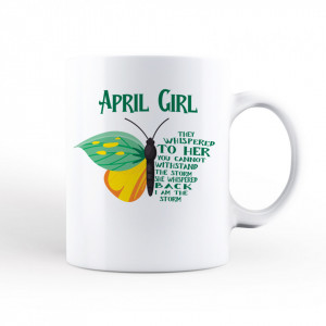 Cana April Girl [Berbec/Taur]