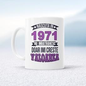 Imi creste valoarea [F] [1971]