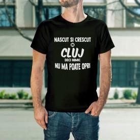 Nascut si crescut in Cluj
