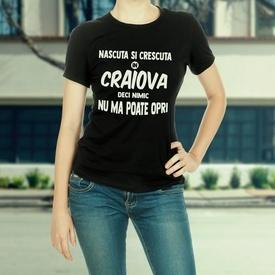 Nascuta si crescuta in Craiova
