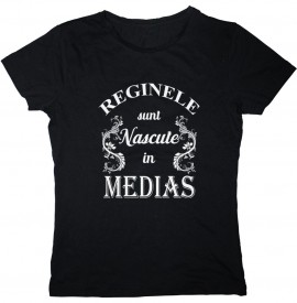 Reginele sunt nascute in Medias