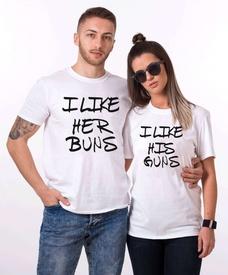 """Set cuplu """"BUNS GUNS """""""
