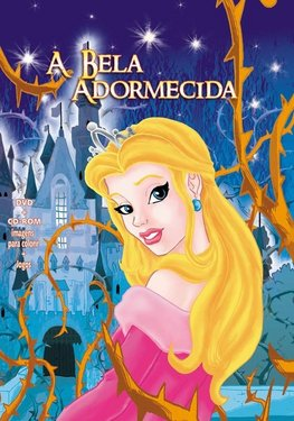 A Bela Adormecida (CD+DVD+LIVRO) images