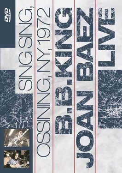 Imagens B.B. King &  Joan Baez - Live - DVD