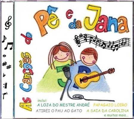 Canções do Pê e da Jana images