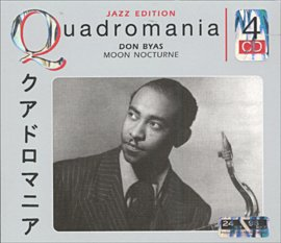 Imagens Don Byas - Moon Nocturne (4CD)