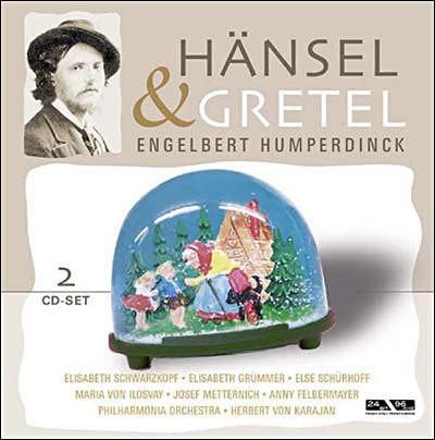 Imagens E. Humperdinck - Hansel & Gretel (2CD)