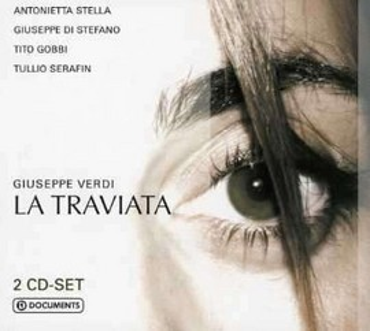 Imagens Giuseppe Verdi - La Traviata (2 CD)