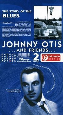 Johnny  Otis & Friends - Story Of Blues (2CD) images