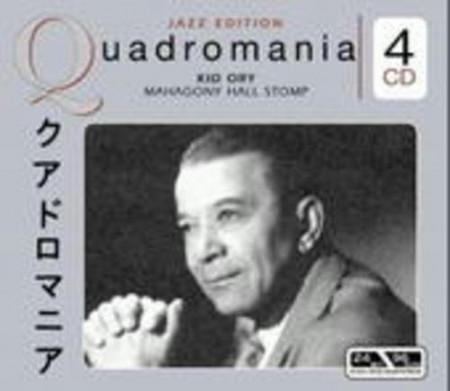 Kid Ory - Mahagony Hall Stomp (4 CD) images