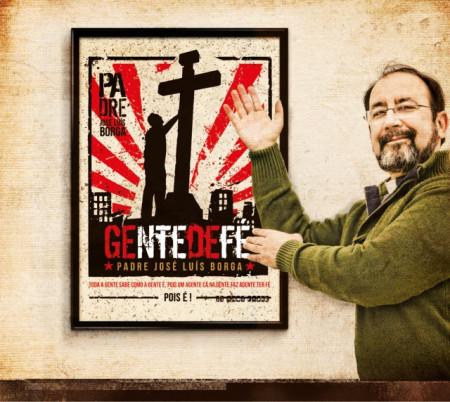Padre José Luis Borga - Gente de Fé images
