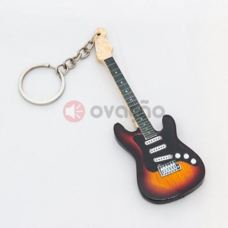 Porta-Chaves Guitarra Ritchie Blackmone - Deep Purple images