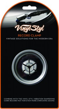 Record Clamp Vinyl Styl images