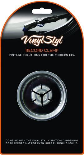 Imagens Record Clamp Vinyl Styl