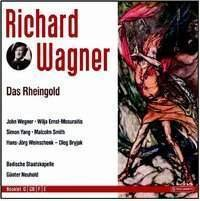Imagens Richard Wagner - Das Rheingold (2CD)