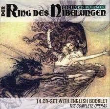 Imagens Wagner Richard - The Ring of the Nibelungen (14 CD)