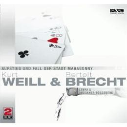 Imagens Weill & Brecht - Rise And Fall Of The City Of Mahagonny (2CD)