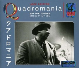Imagens Big Joe Turner - Rocks in My Bed (4CD)