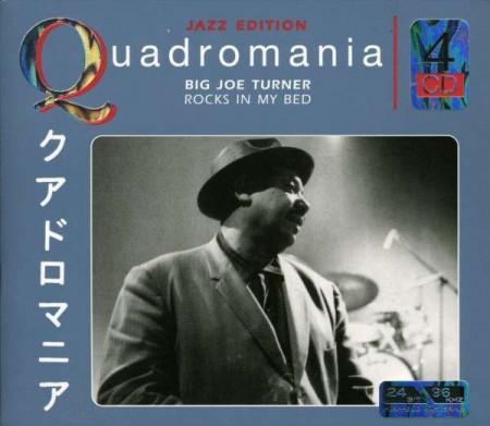 Big Joe Turner - Rocks in My Bed (4CD) images
