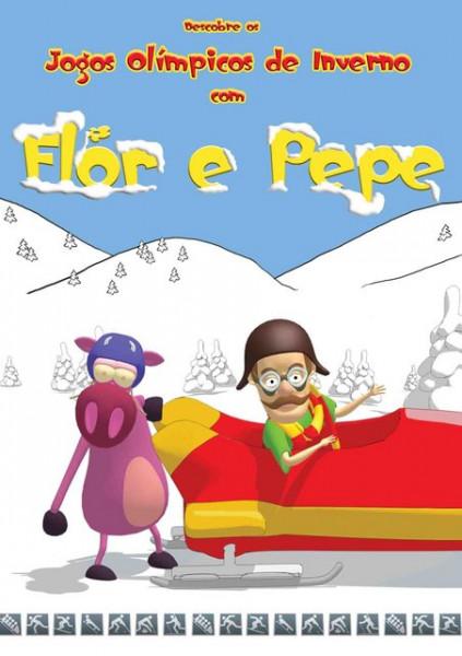 Imagens Flôr e Pepe, Jogos Olimpicos ... - Varios DVD