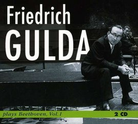 Imagens Friedrich Gulda - Plays Beethoven Vol. 1 (2CD)