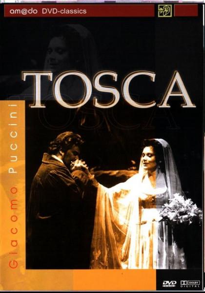 Imagens Giacomo Puccini - Tosca - DVD