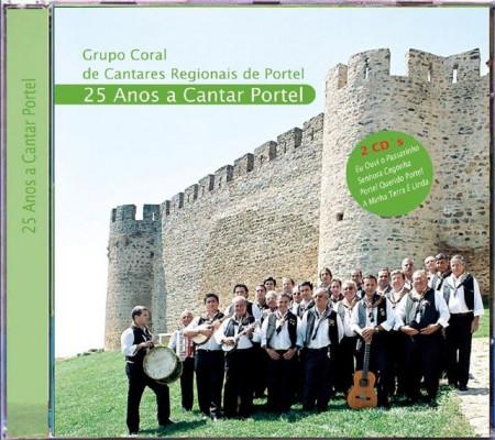 Imagens Grupo Coral de Cantares Regionais de Portel - 25 Anos a Cantar Portel (Duplo)