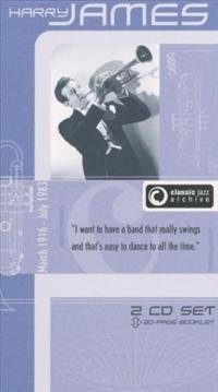 Imagens Harry James - Classic Jazz Archive (2 CD)